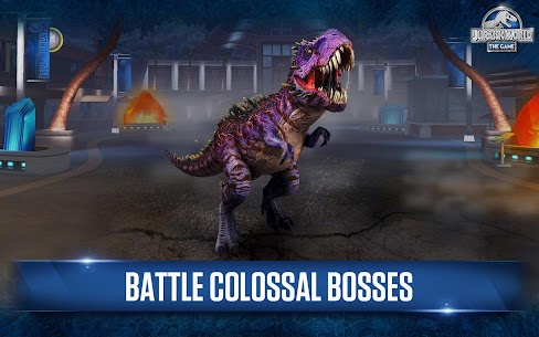 Jurassic World™: The Game 3