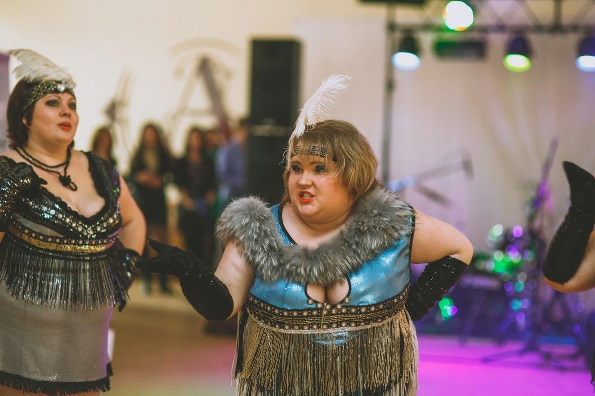 Шоу толстушек «ЦЫПАчки» в Челябинске
