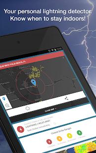 WeatherBug Screenshot 13