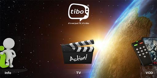 TiBO IPTV mobile