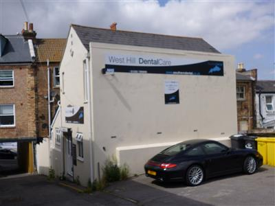 West Hill Dental Care on West Hill Place - Dentists in West Cliff