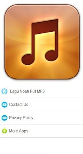 Lagu Noah Full MP3 - Android Apps on Google Play