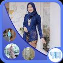 Hijab Kebaya Modern Photo Editor icon