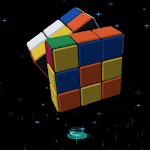 Magic Cube of Rubik Icon