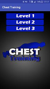 CHEST Training - náhled