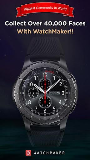 WatchMaker Watch Faces 5.1.8 screenshots 1