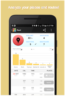 Pedometer & Fitness Tracker- screenshot thumbnail