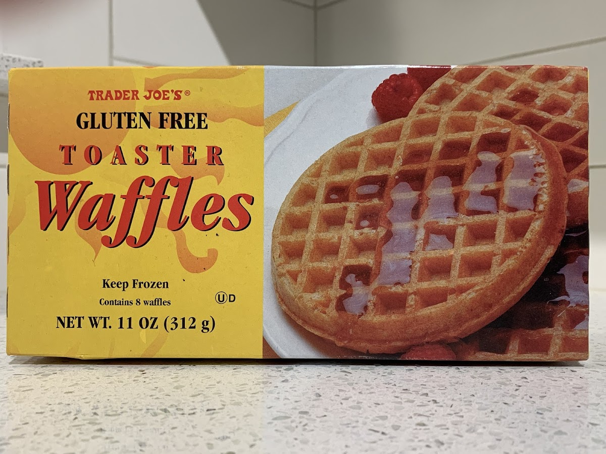 Gluten Free Toaster Waffles