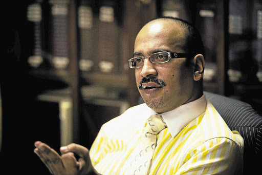 Pretoria chief magistrate Desmond Nair provisionally suspended over Bosasa allegations - TimesLIVE