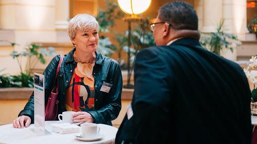 Maria Pienaar, Bklue Label Ventures, took part in the round table.