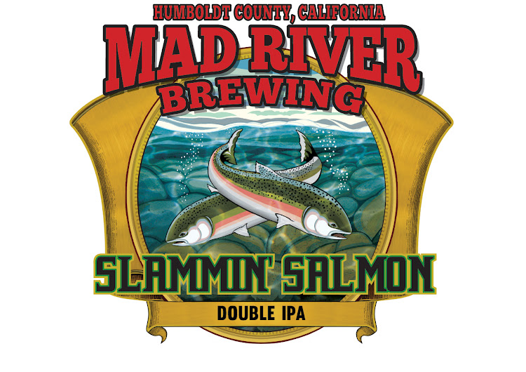 Logo of Mad River Steelhead Double IPA