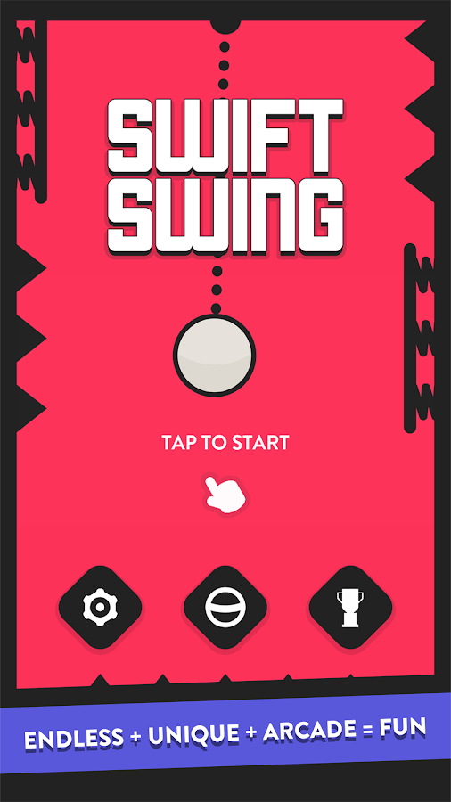 Swift Swing- screenshot