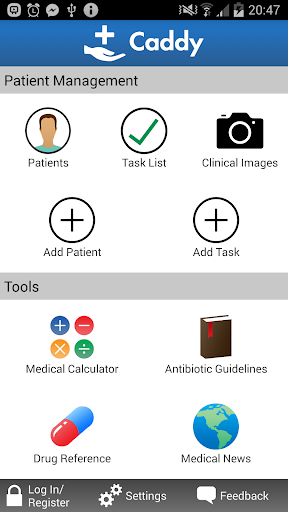 Patient Medical Records Caddy