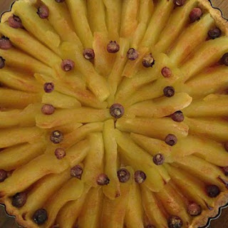Sweet Chestnut Pastry (Gluten Free).