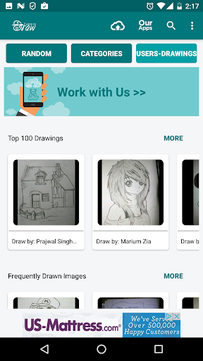 Learn To Draw Screenshot