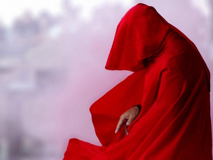 Cappuccetto Rosso di merlino