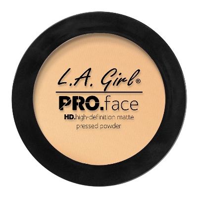 Compacto La Girl Pro Face 604 Creamy Natural