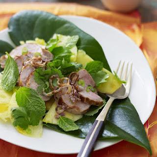 Pork and Pineapple Salad.