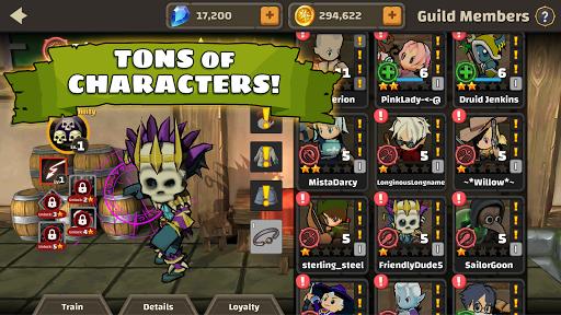 Raid Boss android2mod screenshots 3