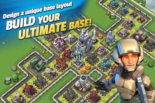 Download Mad Rocket: Fog of War - New Boom Strategy! MOD APK 8