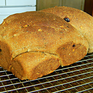 Multigrain Twist Bread