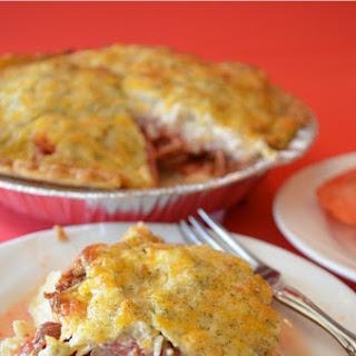 Tomato Bacon Pie-Video