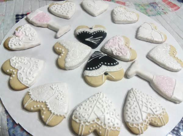 These Are The Sugar Cookies In The Recipe.