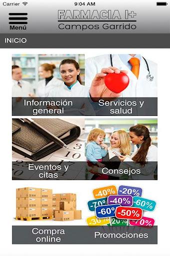 Farmacia I+ Campos Garrido