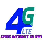 Speed Internet 3G,Wifi