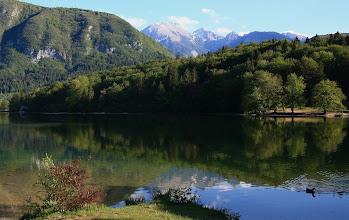 Photo: Bohinjské jezero...Julské Alpy - Slovinsko 2011 http://cms.agnesobrazkov.webnode.cz/news/slovinsko-/