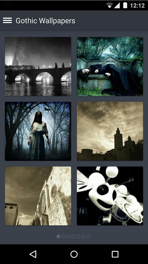 Gothic Wallpapers- screenshot