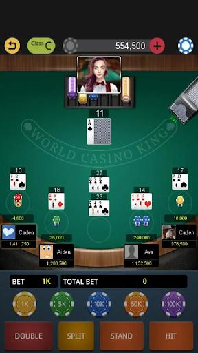 World Blackjack King screenshots 9
