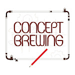 Logo for Concept Brewing