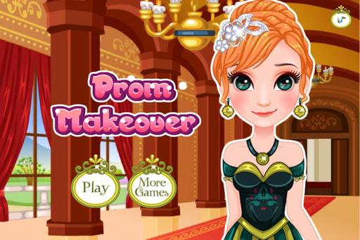 Prom Makeover