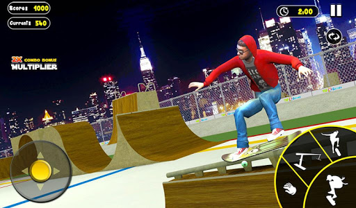 Flip Skate Stuntman 1.2 screenshots 9