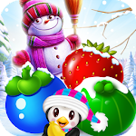 Candy Fruit Christmas Icon