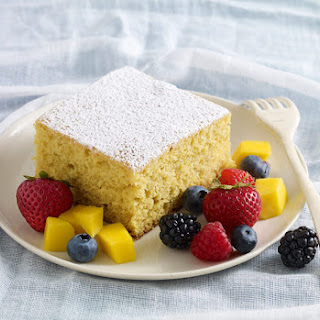 Mango Pound Cake.