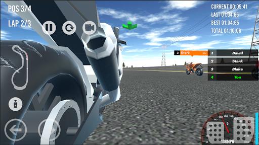 Télécharger Gratuit Furious Moto Racing: Remastered- 2020's New Racing mod apk screenshots 1