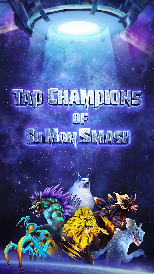 Tap Champions of Su Mon Smash- screenshot