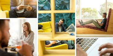 Business Collage - Photo Collage template
