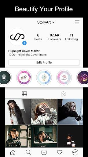 StoryArt - Insta story editor for Instagram screenshots 3