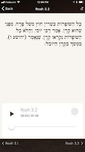 Mishna Yomi - náhled