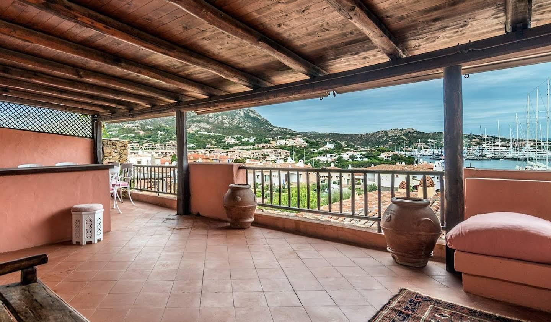 Appartement avec terrasse Porto Cervo