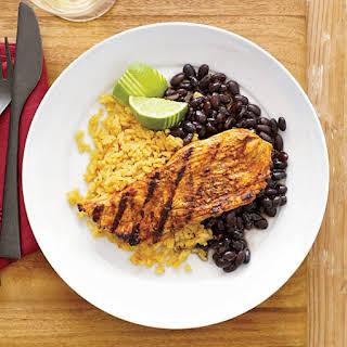 Puerto Rican-Style Turkey.