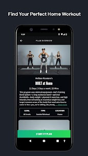 Fitplan Home Workouts and Gym Training 3.1.10 (Full Version) 1