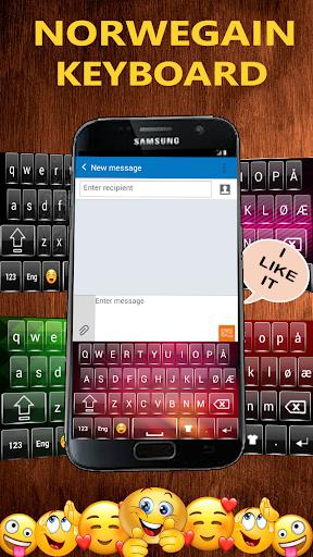 Quality Norwegian Keyboard:Norwegian Language App App Report