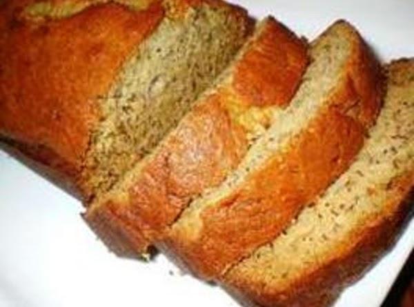 Grandma Carr's Banana Bread Recipe