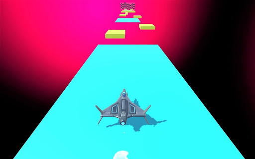 Space Drive 3D - Impossible Sky roads! (Free Game) 2.0 screenshots 6