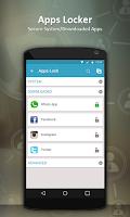 Screenshot of Apps Lock & Gallery Hider