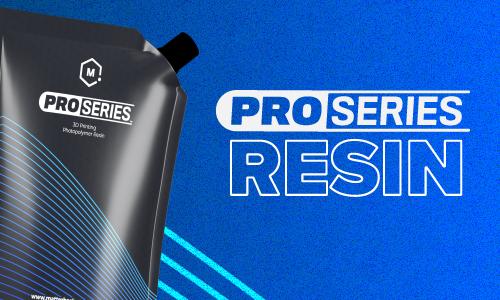 PRO Series Resin